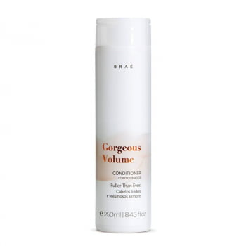 Gorgeous Volume Condicionador 250ml - Braé