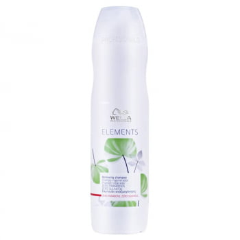 Wella Professionals Elements Renewing - Shampoo sem Sulfato 250ml